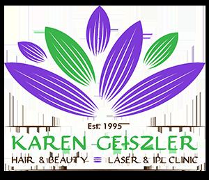 karen geiszler logo