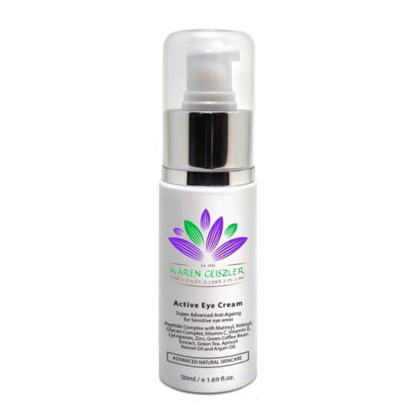 active eye cream