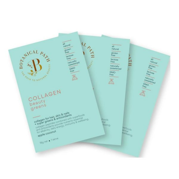 collagen sachets
