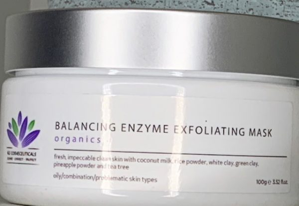 balancing enzyme exfoliating mask