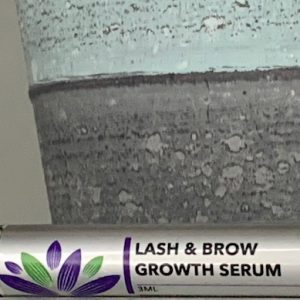 lash and brow growth serum