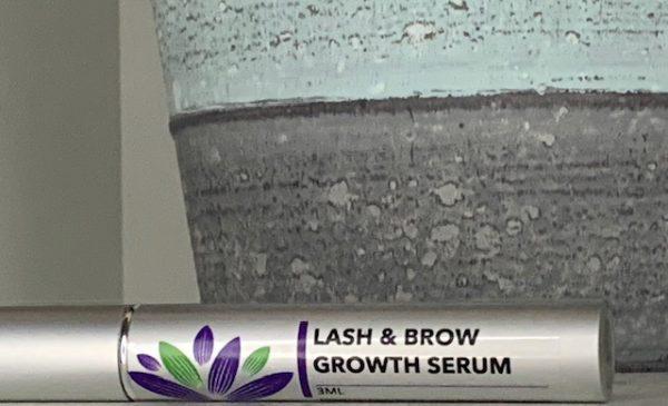 lash and brow growth serum
