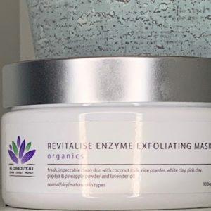 revitalise enzyme exfoliating mask