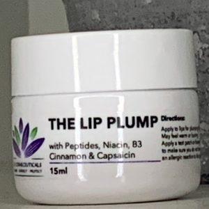 the lip plump