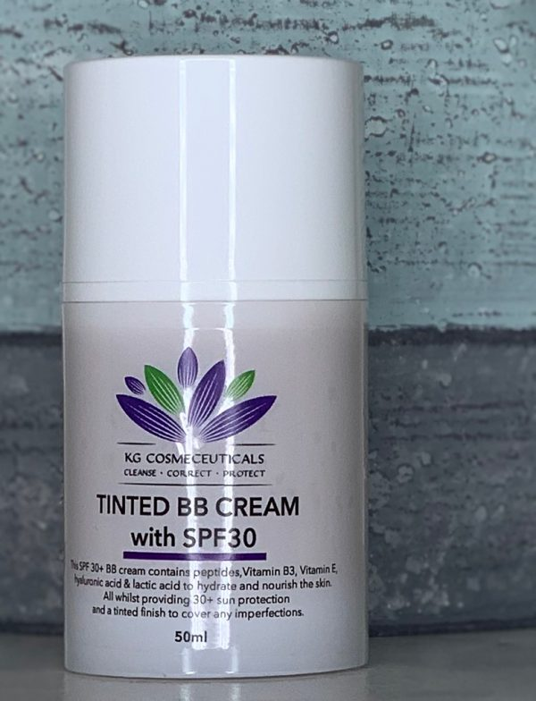 tinted bb cream