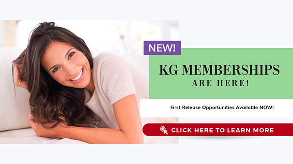 kg memberships promo