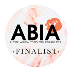 ABIA finalist badge